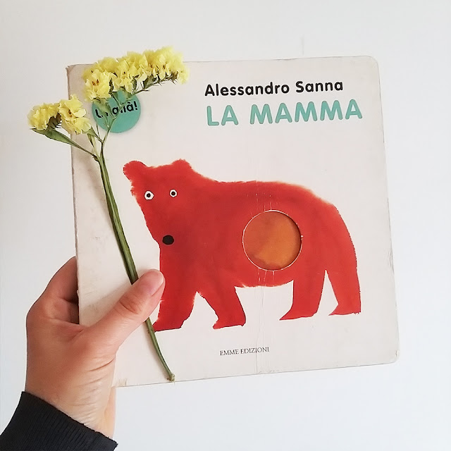 Alessandro Sanna libro la mamma blog libri bambini