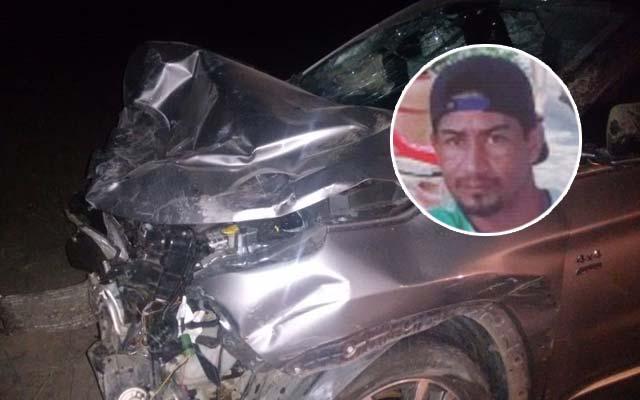Acidente deixa um homem morto e um ferido na BR-407, em Capim Grosso