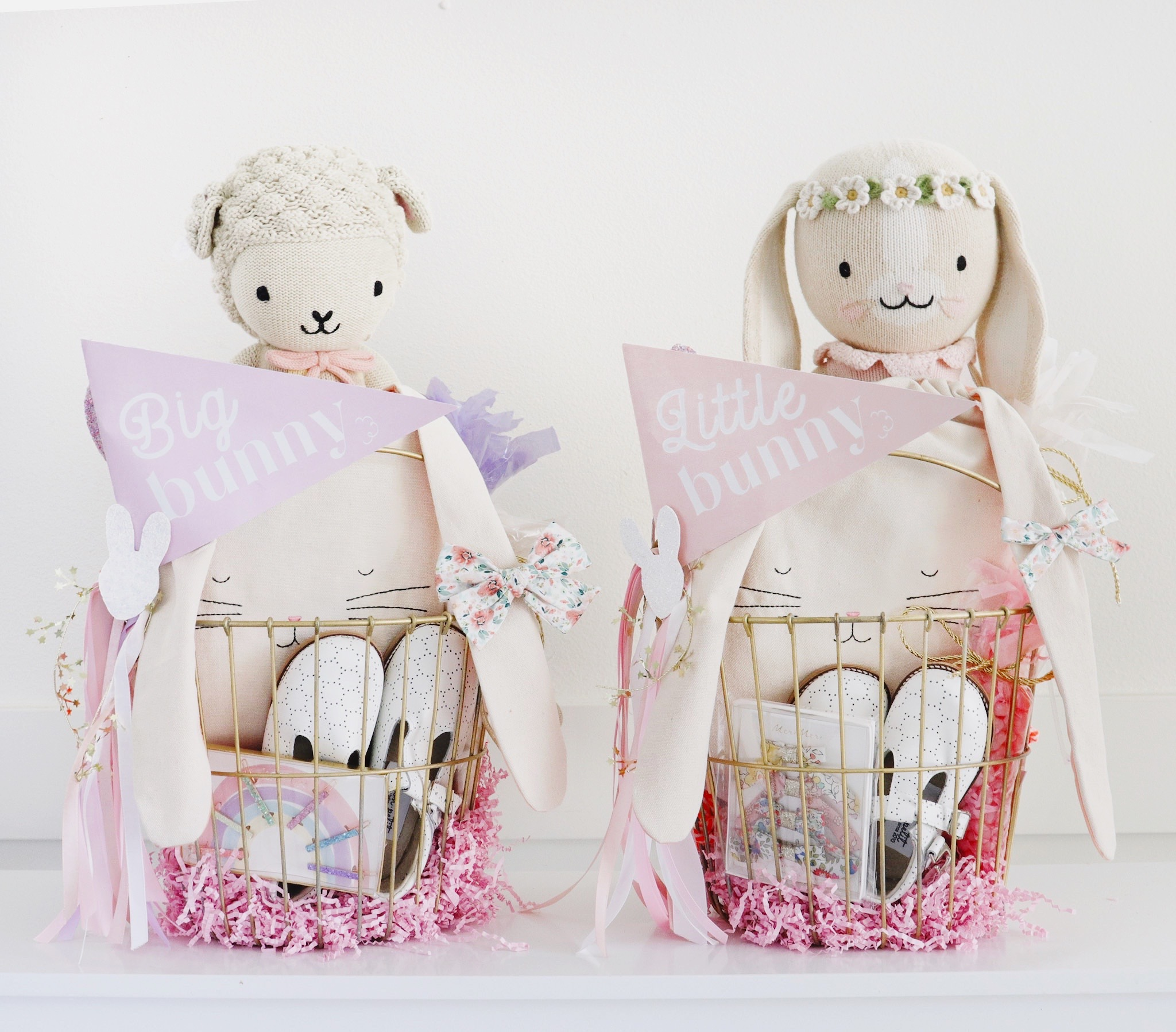 Girls Easter Baskets