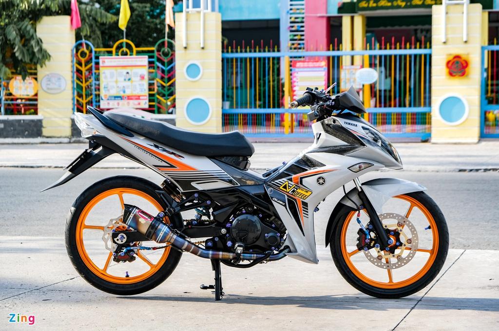 Yamaha Exciter độ X1R với gói trang bị 160 triệu của biker Cần Thơ