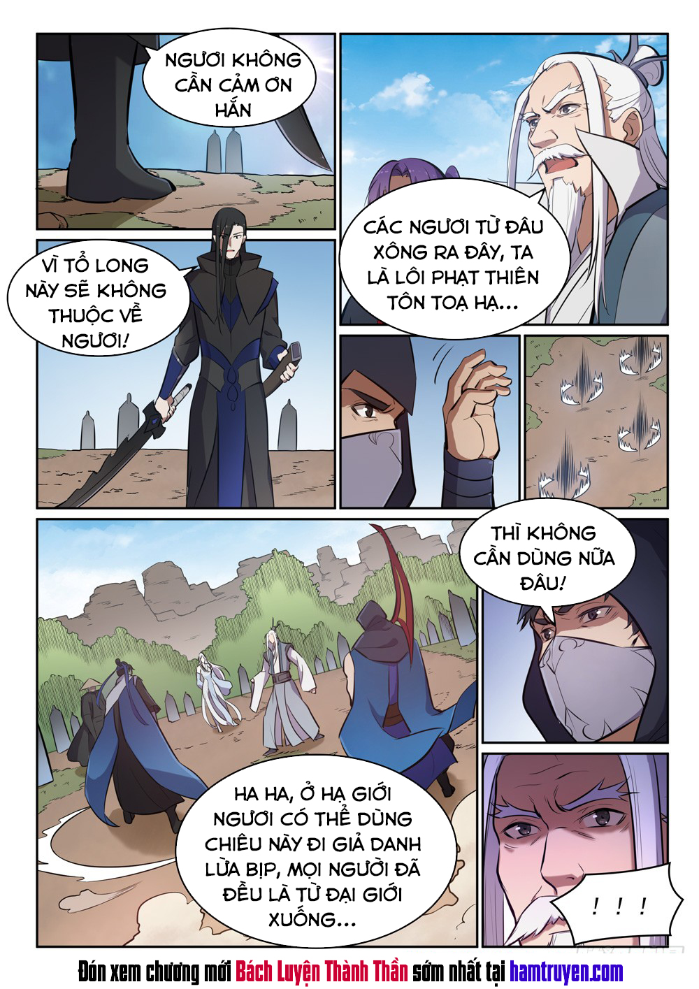 Bách Luyện Thành Thần chap 448 - Trang 17