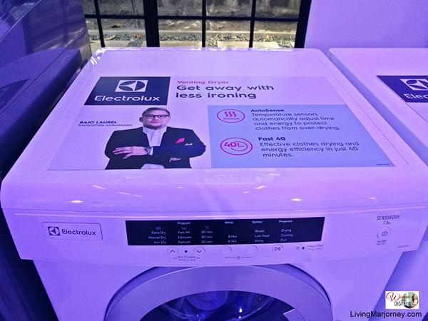 Electrolux Washingmachine