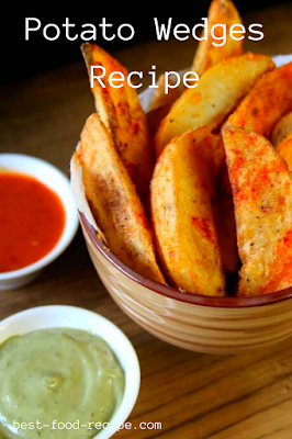Potato Wedges Recipe