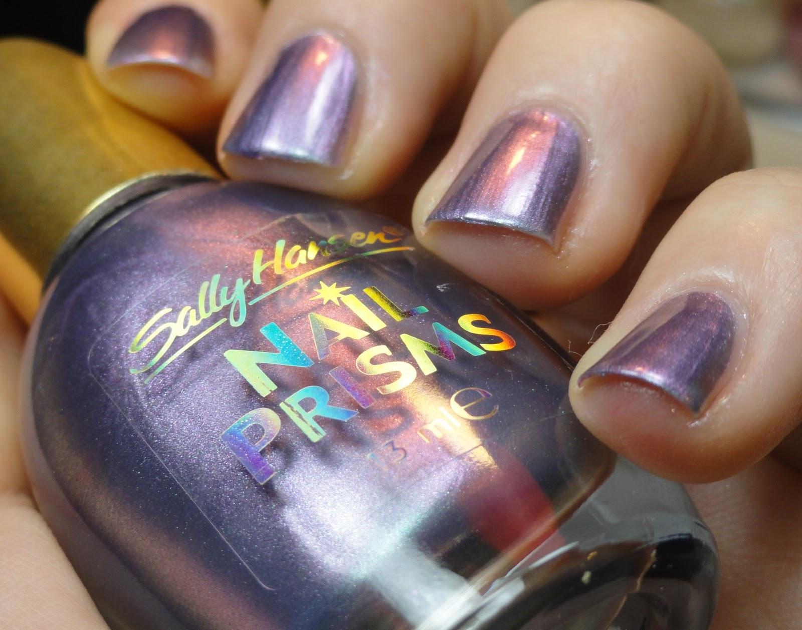 Elemental Styles Sally Hansen Nail Prisms