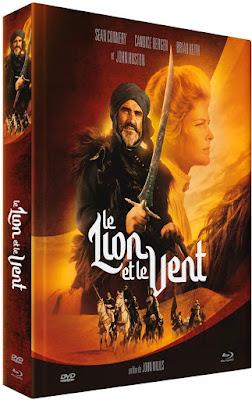 Le lion et le vent Blu-ray CINEBLOGYWOOD