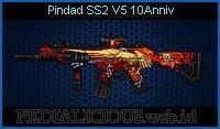 Pindad SS2 V5 10Anniv