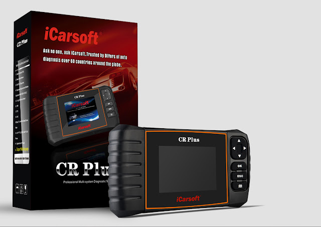 CR Plus Diagnostic tool