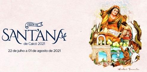 FESTA SANT'ANA CAICÓ 2021