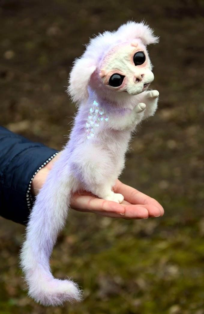 Gakman Creatures crea su propio y adorable baby Fuyur (La Historia Interminable)