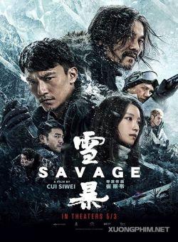 Bão Tuyết - Savage (2018)