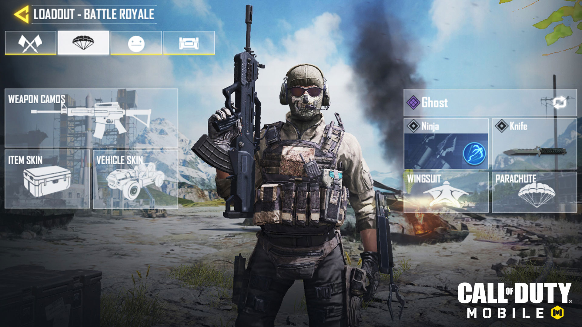 What are the permanent game modes in Call of Duty: Mobile