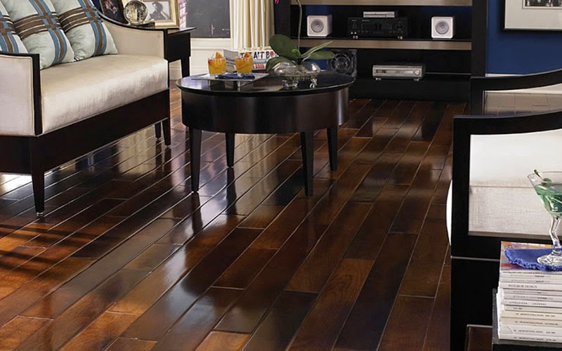 using dark hardwoods in your home indianapolis flooring store. Black Bedroom Furniture Sets. Home Design Ideas