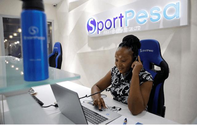 Sportpesa back in Kenya