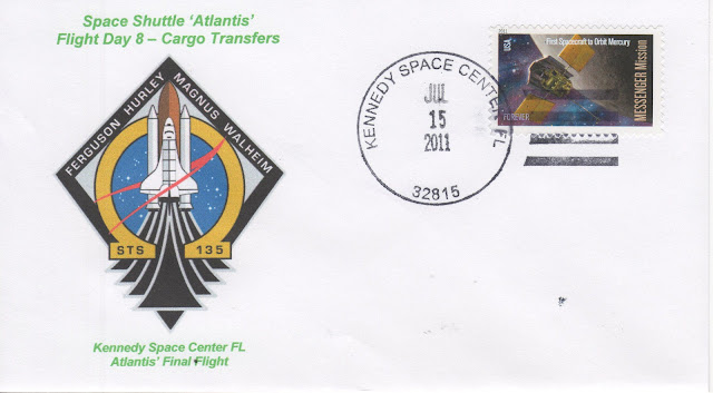 Space Shuttle Atlantis Cover