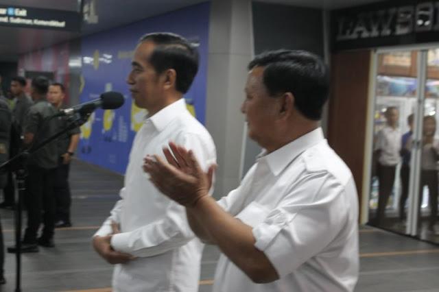 Prabowo Kembali ke Rakyat