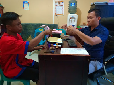 Sat Res Narkoba Polres Labuhanbatu Tangkap Pemilik Sabu-sabu