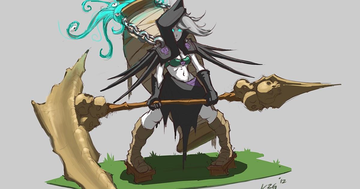 Cow And Cheese Art: Forum Art Challenge - Grim Reaper