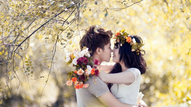 Romantic Kiss Picture