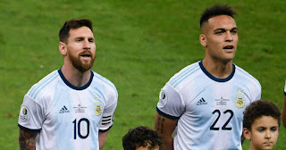 Agent reveals Lautaro's dreams of playing with Messi at Barcelona