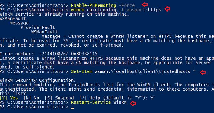 WinRM Penetration Testing