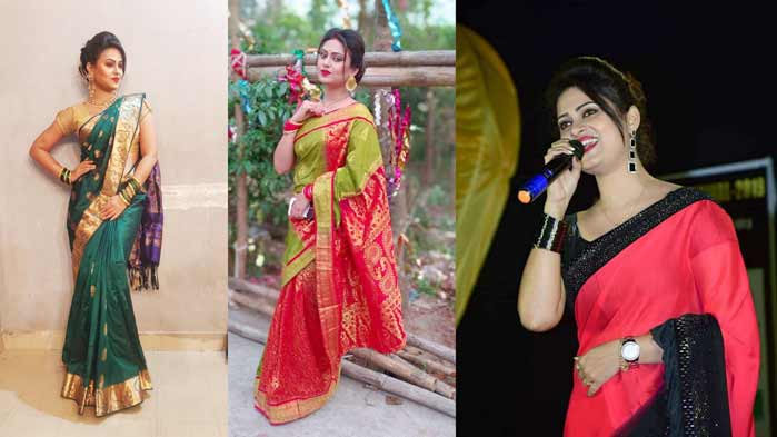 Lipi Mohapatra is the Queen of Odia album, These Pictures Prove it - Saree Photos