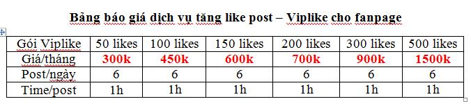tang like bài viet
