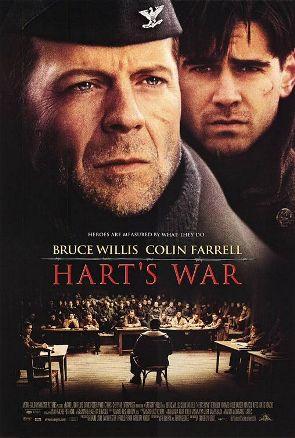 Hart s War สงครามบัญญัติวีรบุรุษ