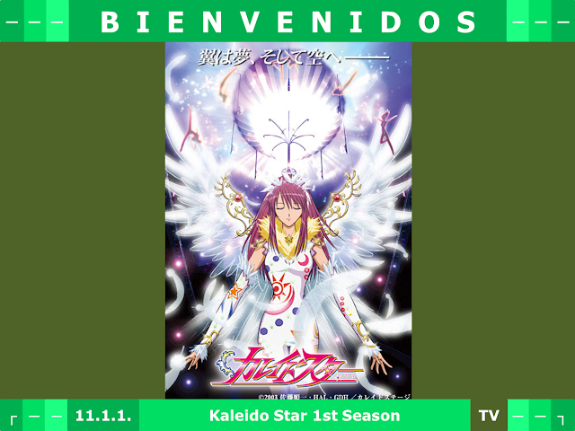 Kaleido Star 1st Season (TV) [MKV] [2003] [Español latino] [