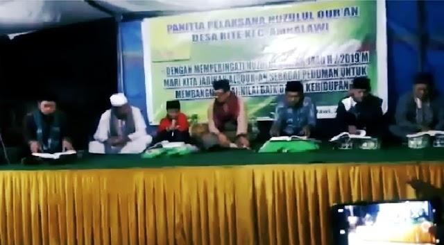 'Syamsuri Yunior' Muncul dari Ambalawi, Suara Qori Cilik Ini Getarkan Qalbu