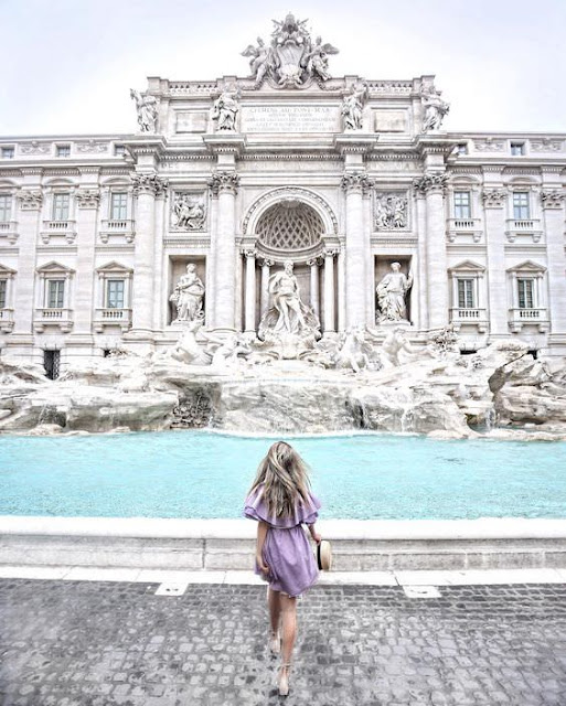 Italy Travel Guide: 10 Best Places to Visit in Rome - The Trevi Fountain