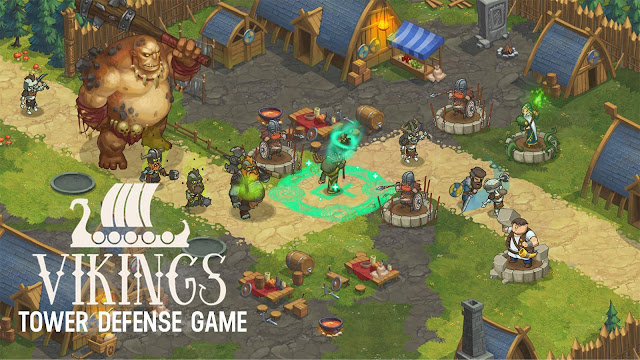 Vikings: The Saga Mod Apk