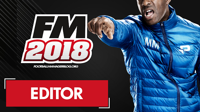 Football Manager 2018 Editor