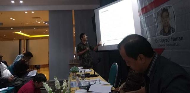 LSI: Jokowi Tinggalkan Kehendak Rakyat Jika Tidak Terbitkan Perppu KPK