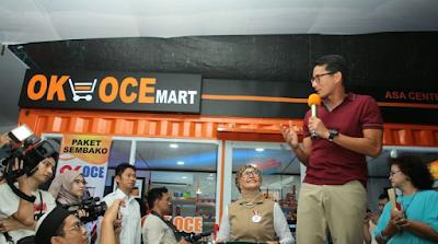 Relawan Ahok-Djarot Ngemis ke Sandiaga Mau Ikut Program OK OCE