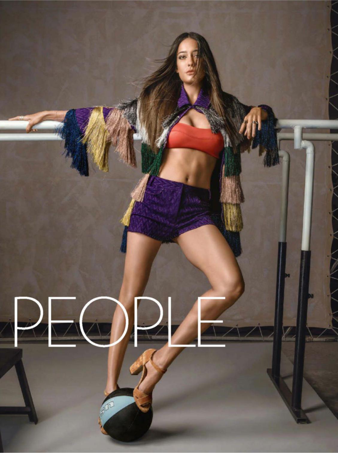 Hrithik Roshan and Lisa Haydon hot on Vogue India January 2017