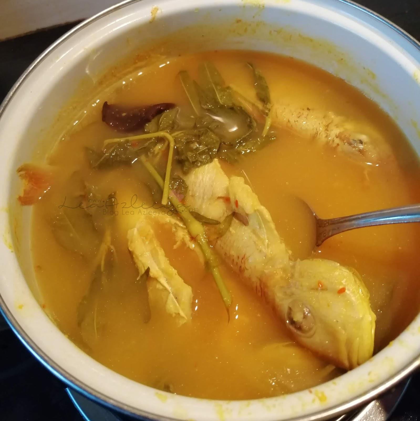 resepi ikan pindang sedap resep masakan khas Resepi Ikan Selar Kuning Masak Serai Enak dan Mudah
