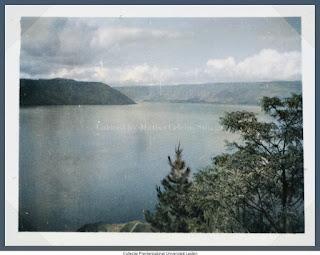 pemandangan bentang indahnya danau toba