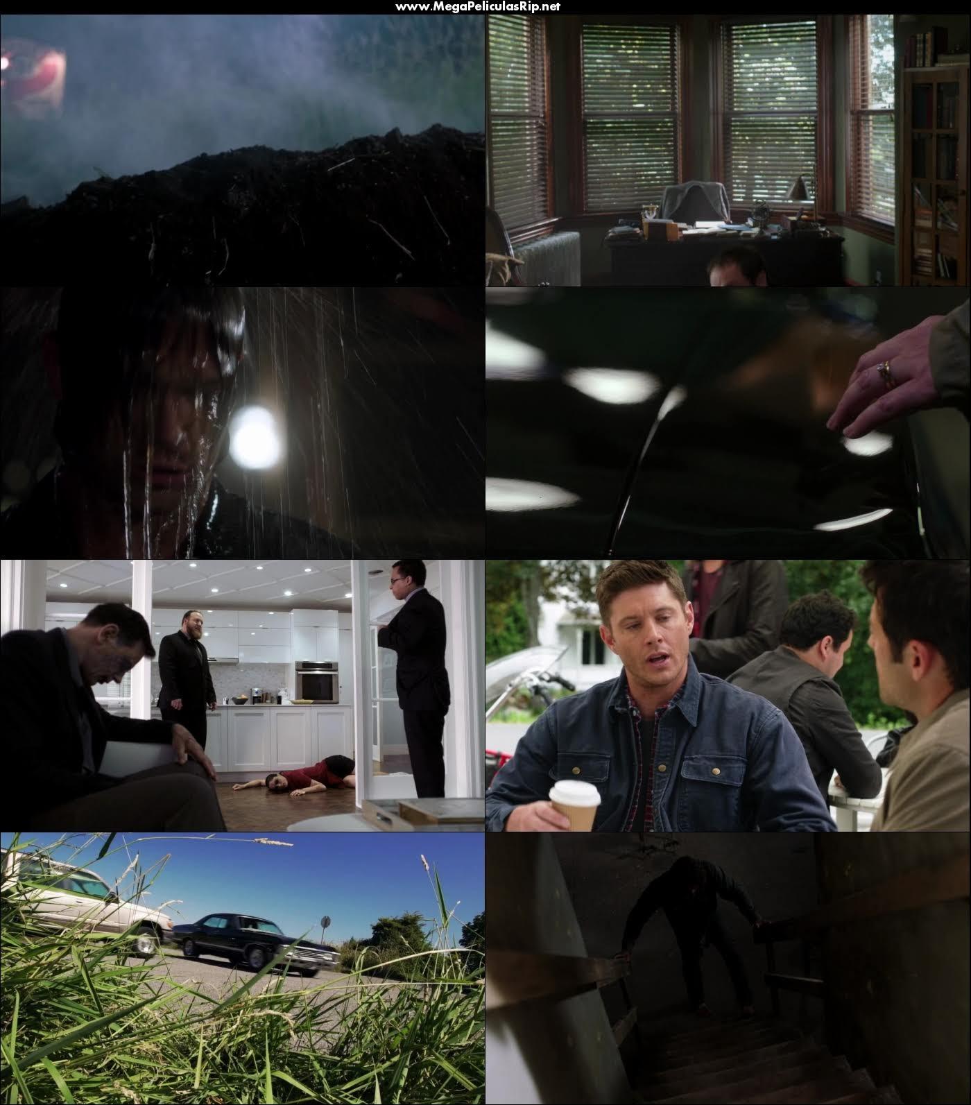 Supernatural Temporada 12 720p Latino