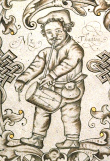 Portrait of Richard Tarleton