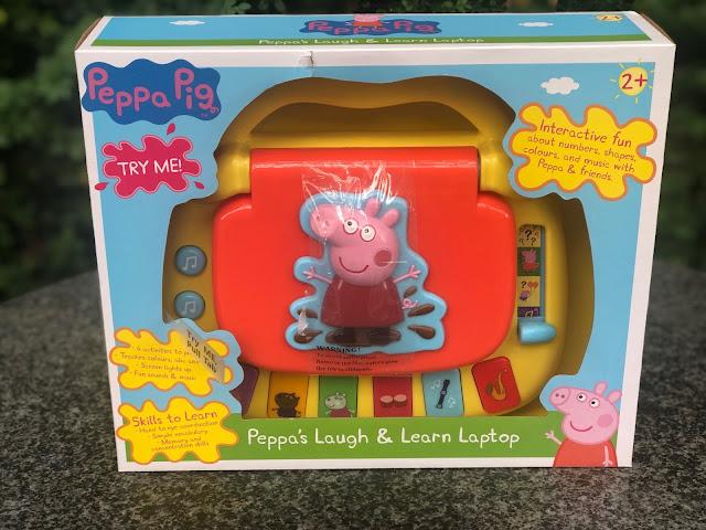 Peppa pig toys, Chez Maximka