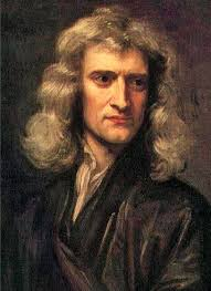 isaac newton about information