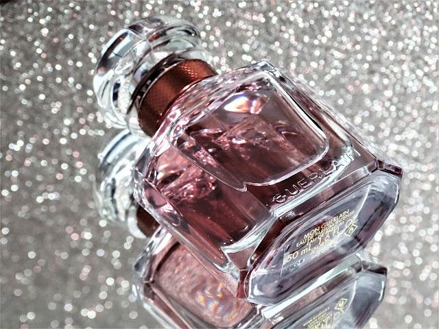 nouveau mon guerlain avis, nouveau parfum femme, avis mon guerlain intense, mon guerlain intense revue, avis parfum guerlain, mon guerlain intense notes