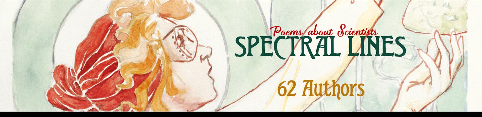 Spectral Lines header banner