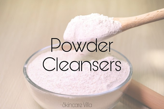 Top 5 Powder Cleansers to Use + DIY
