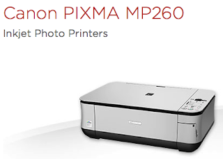 Canon PIXMA MP260 Review