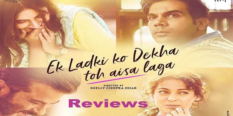 Ek Ladki Ko Dekha To Aisa Laga Movie Poster