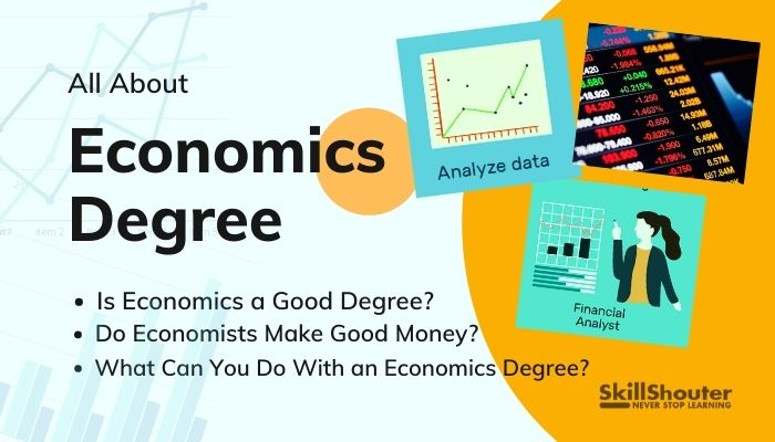 What Jobs with an Economics Degree | Best Colleges for Economics Degree 2021