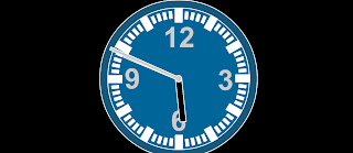 How To Add Animated Flash Clock Widget for Blogger