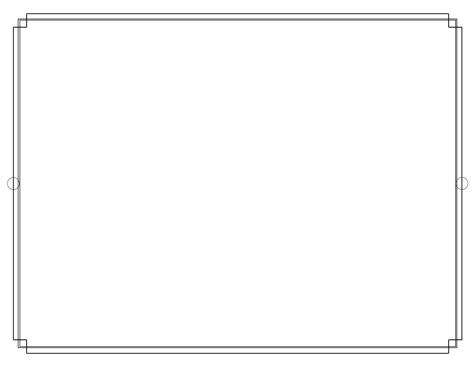 [Mattwins]: Certificate of Appreciation Blank Template