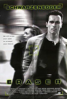 Sinopsis film Eraser (1996)